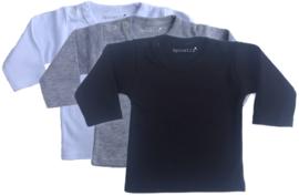 Shirt eigen ontwerp - lange mouwen
