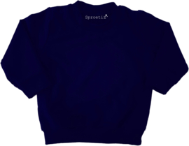 kinder sweater navy