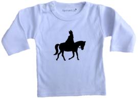 Kindershirt Sint op paard