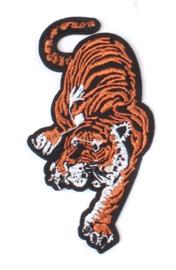 Patch tijger  stoer