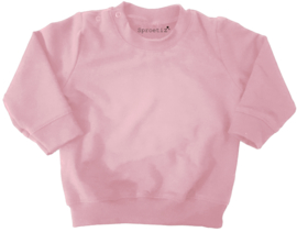 kinder sweater roze