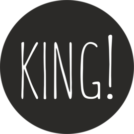 strijkapplicatie king!