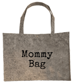 Vilten shopper Mommy bag