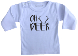 Kindershirt Oh deer