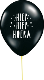 Ballon 'hiep hiep hoera'
