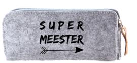 Etui super meester