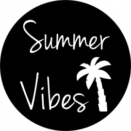 strijkapplicatie summer vibes