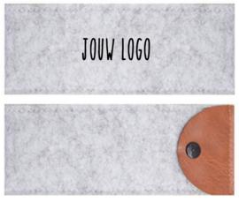 Etui vilt logo
