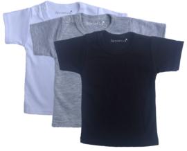 Shirt eigen ontwerp - korte mouwen