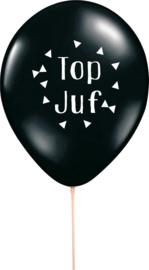Ballon 'top juf'