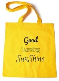 linnen tas - good morning sunshine