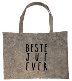 Vilten shopper Beste juf ever