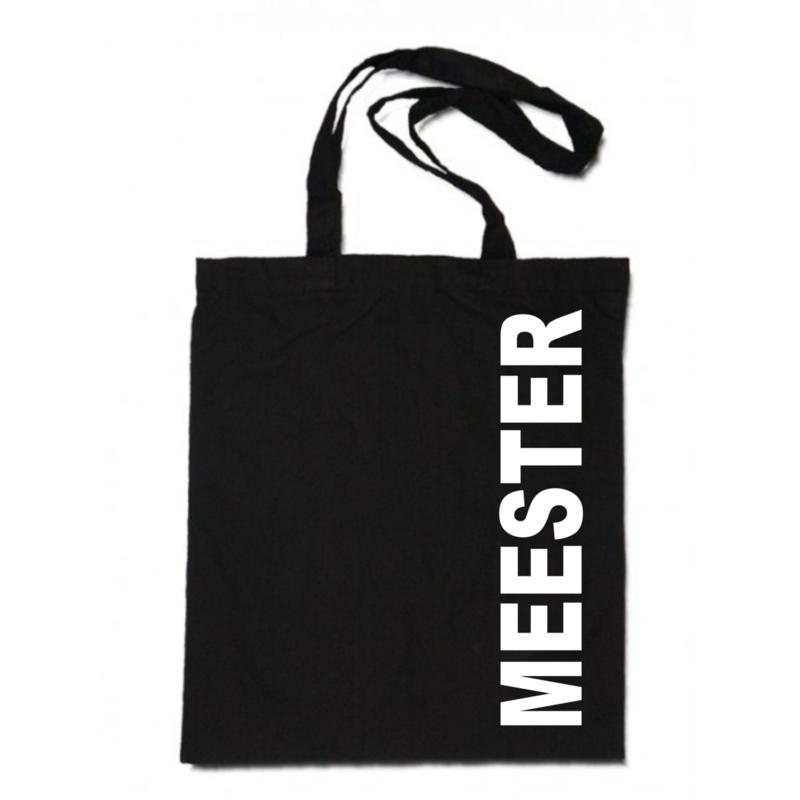 linnen tas -  Meester