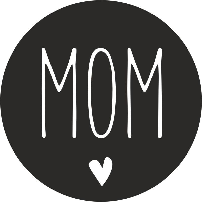 strijkapplicatie Mom