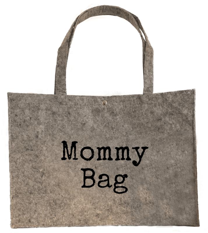 Vilten shopper Mommy bag