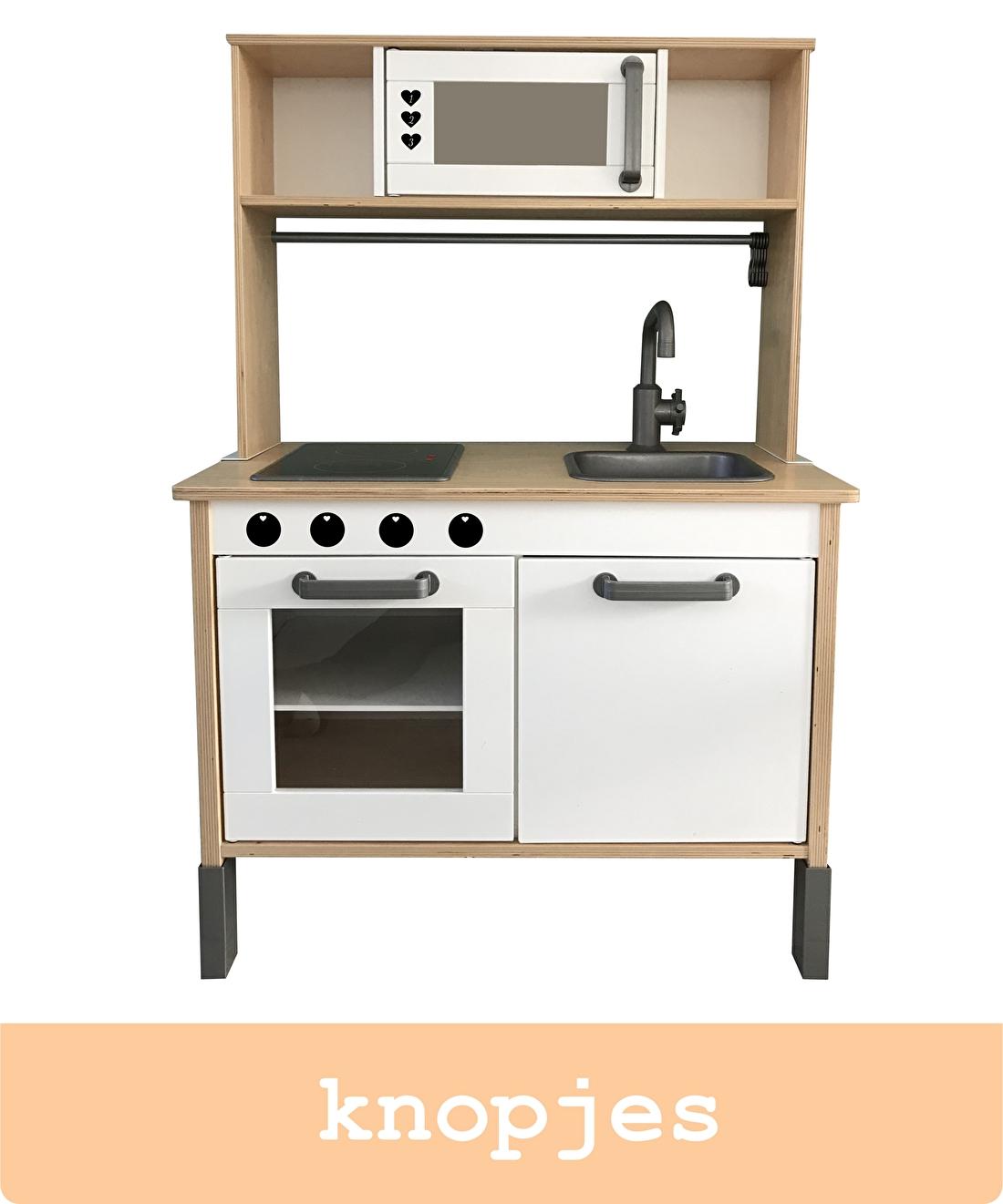 stickers ikea keukentje