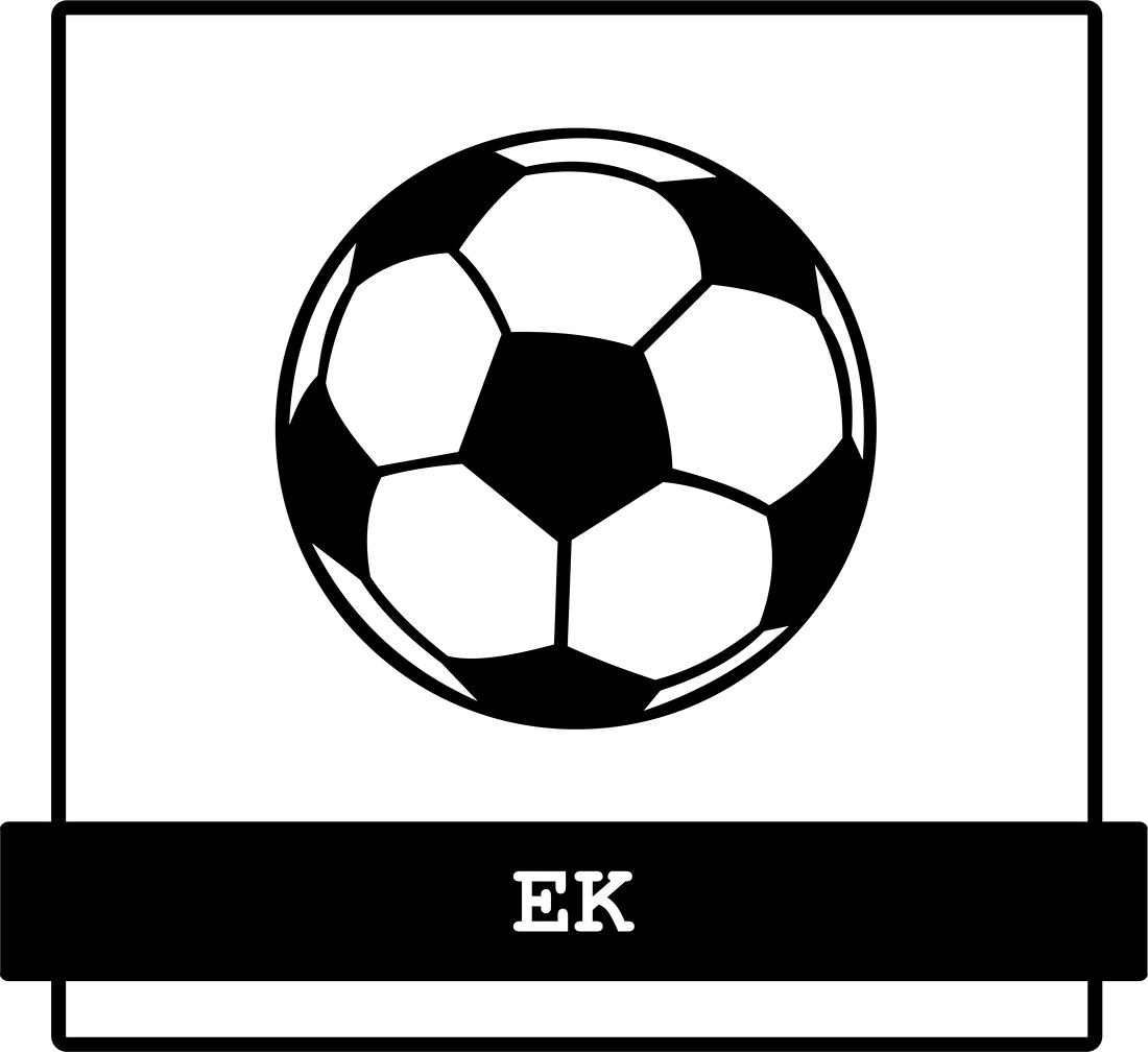 strijkapplicaties ek voetbal