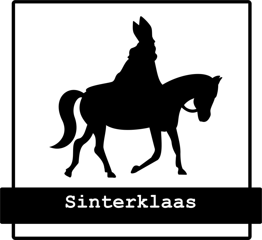 strijkapplicaties sinterklaas