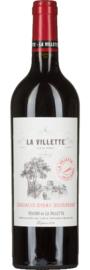 La Villette Grenache / Syrah / Mourvedre
