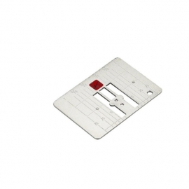 Stiksteekplaat  5,5mm