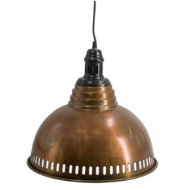 Bronskleurige hanglamp hb4701d