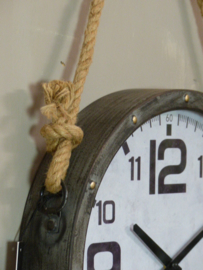 Countryfield stoere klok met touw hardey