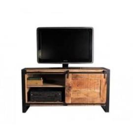 Mango houten tv meubel schuifdeur Joyce 100cm