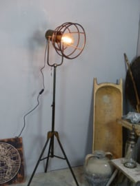 Staande industriële lamp Janine l