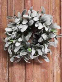 Mistletoe krans 25 cm