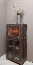 vintage vitrinekast 2102036