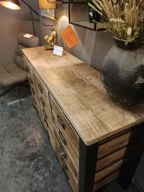Mango houten dressoir ladenkast