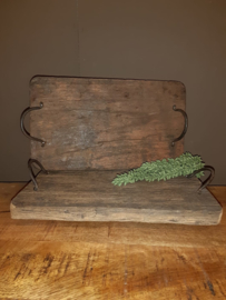Dienblad railwood
