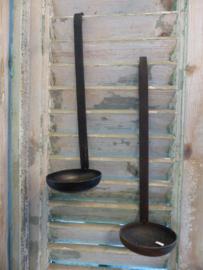 oude ijzeren lepel