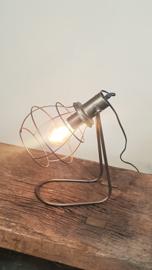 Bureaulamp metaal