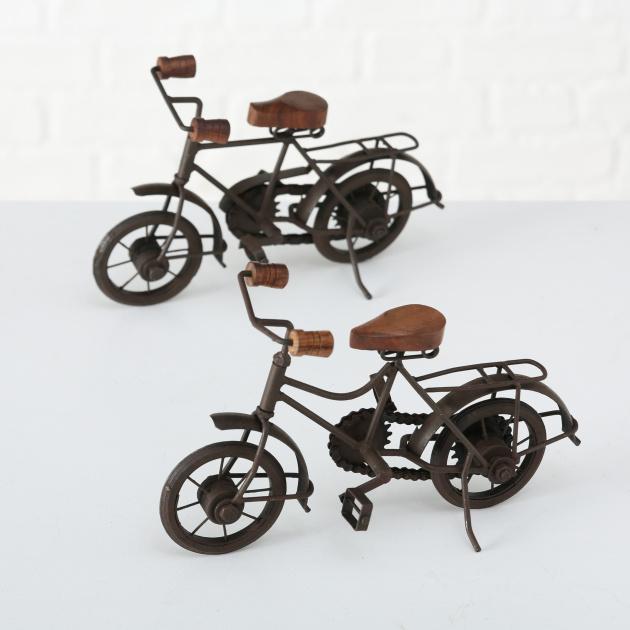 metalen fiets