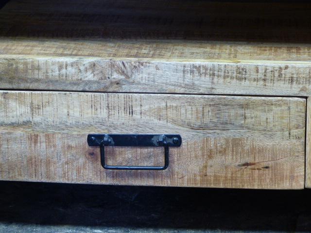 Tv Kast Mango 120cm Breed Mangoacaciaold Wood Collectie