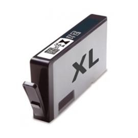 Hp 364xl foto zwart huismerk met chip