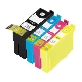 Epson 34XL multi pack T3471 T3472 T3473 T3474 BK C M Y hoge capaciteit huismerk