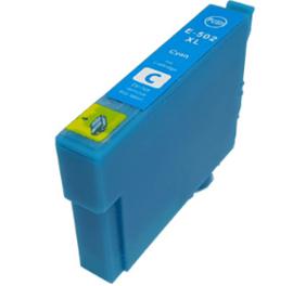 Geschikt Epson 502XL inktcartridge cyaan hoge capaciteit van inktpatronenexpress