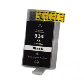 HP 934XL (C2P23AE) inktcartridge zwart hoge capaciteit huismerk