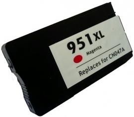 HP951 Magenta XL met chip Huismerk