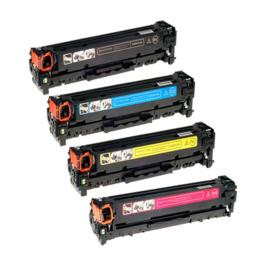 HP 201X 201A CF400X CF401X CF402X CF403X toner set huismerk