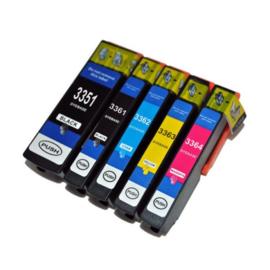 33XL Epson multipack 5 kleuren hoge capaciteit huismerk
