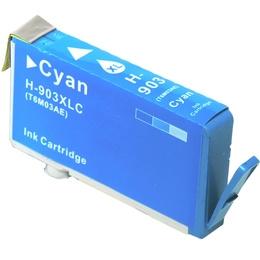 Geschikt HP 903 XL Cyaan met chip  van inktpatronenexpress