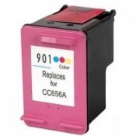 HP 901XL Kleur CC657AA cartridge huismerk