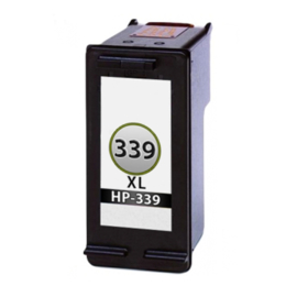 Hp 339 zwart huismerk