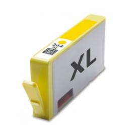 Hp 364xl geel huismerk met chip