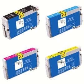 Epson multi pack 35XL T3591 T3592 T3593 T3594 BK C M Y hoge capaciteit  huismerk