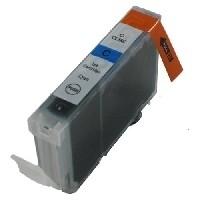 Geschikt Canon Cli-8 cyaan met chip  van inktpatronenexpress