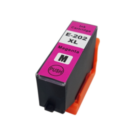 Epson 202XL inktcartridge magenta hoge capaciteit huismerk